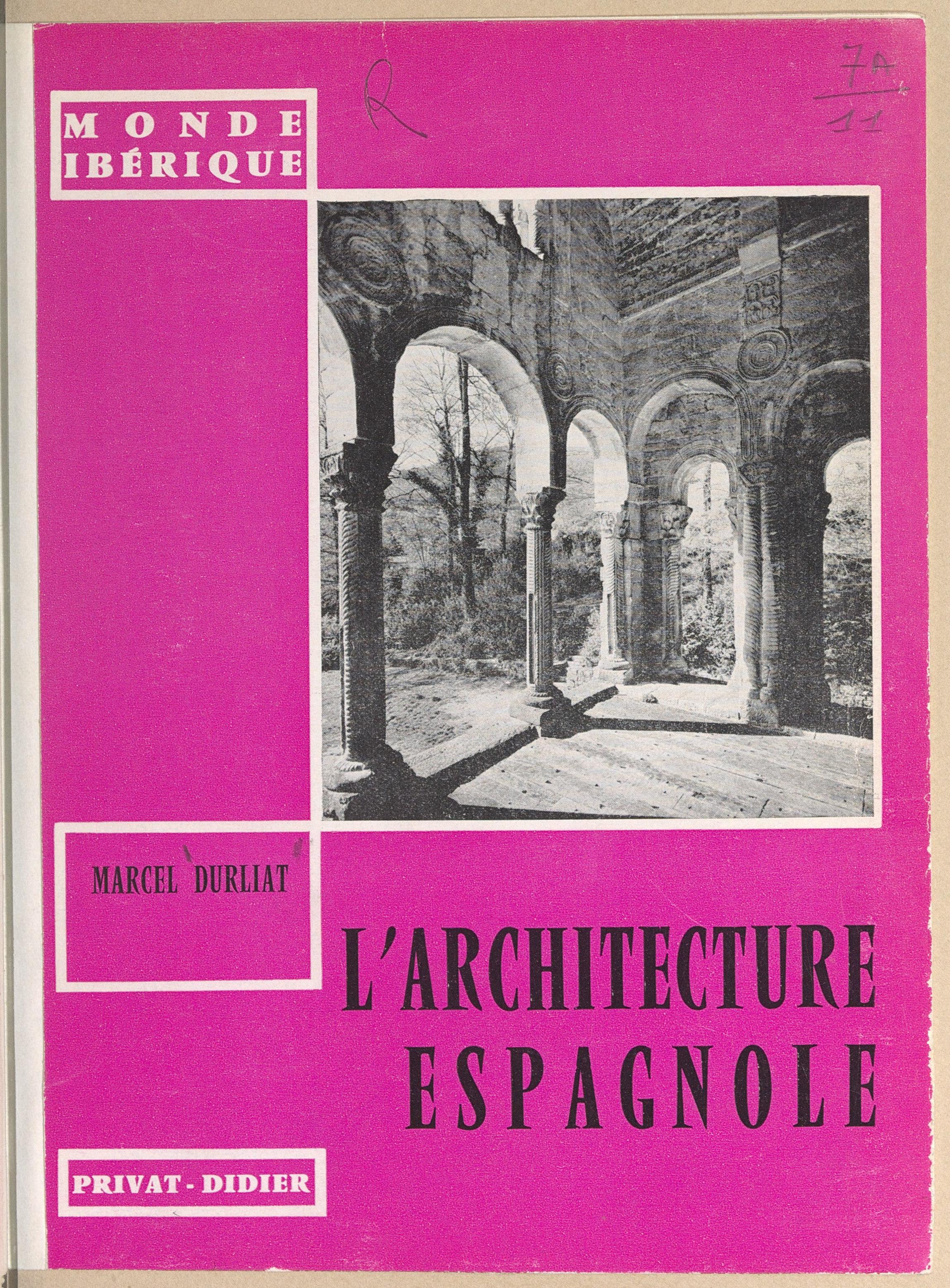 L'architecture espagnole