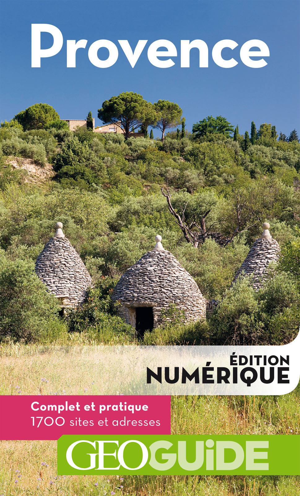 GEOguide Provence | Collectif Gallimard Loisirs,