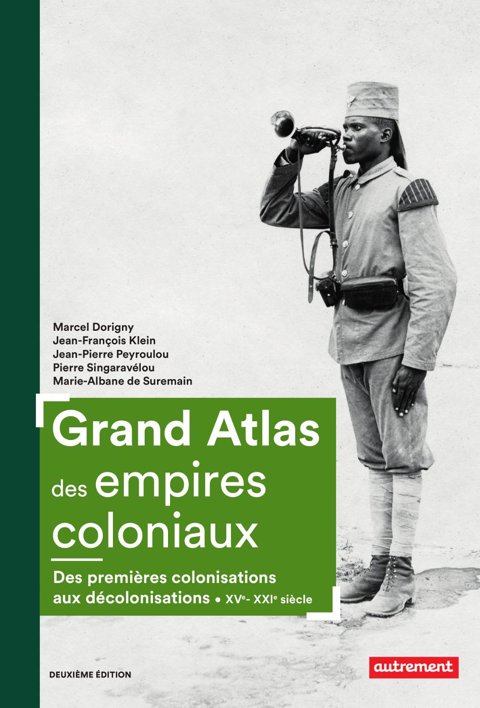 Grand Atlas des empires col...