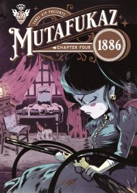 Mutafukaz 1886 #4