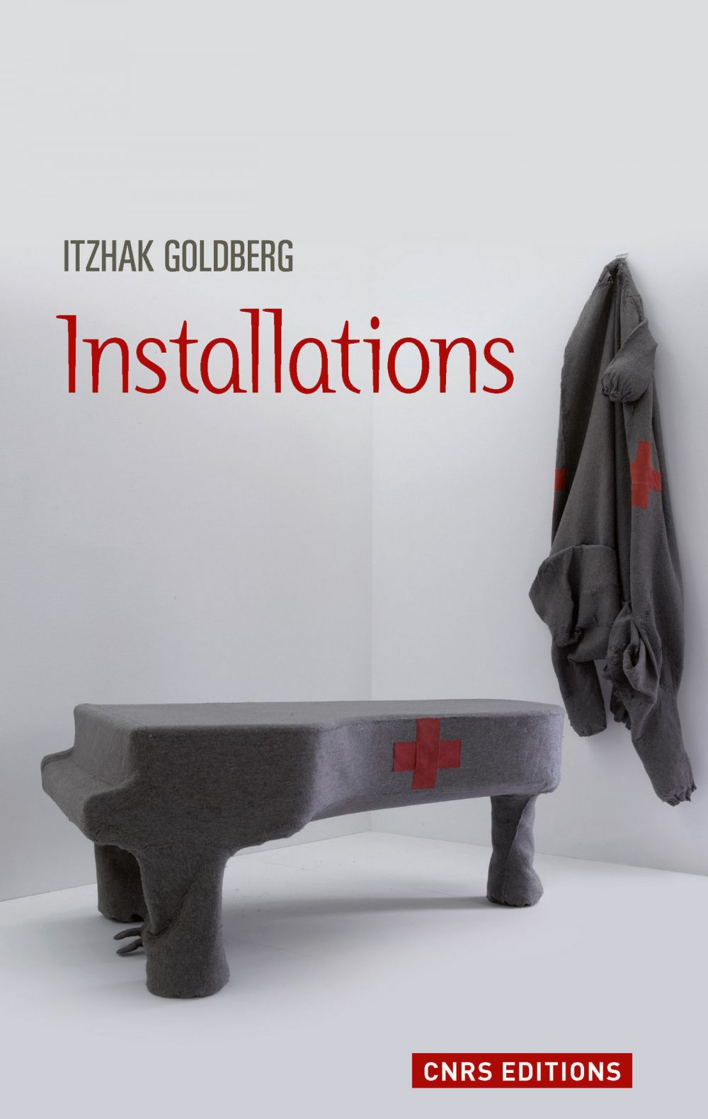 L'Installations | Goldberg, Itzhak (1949-....). Auteur