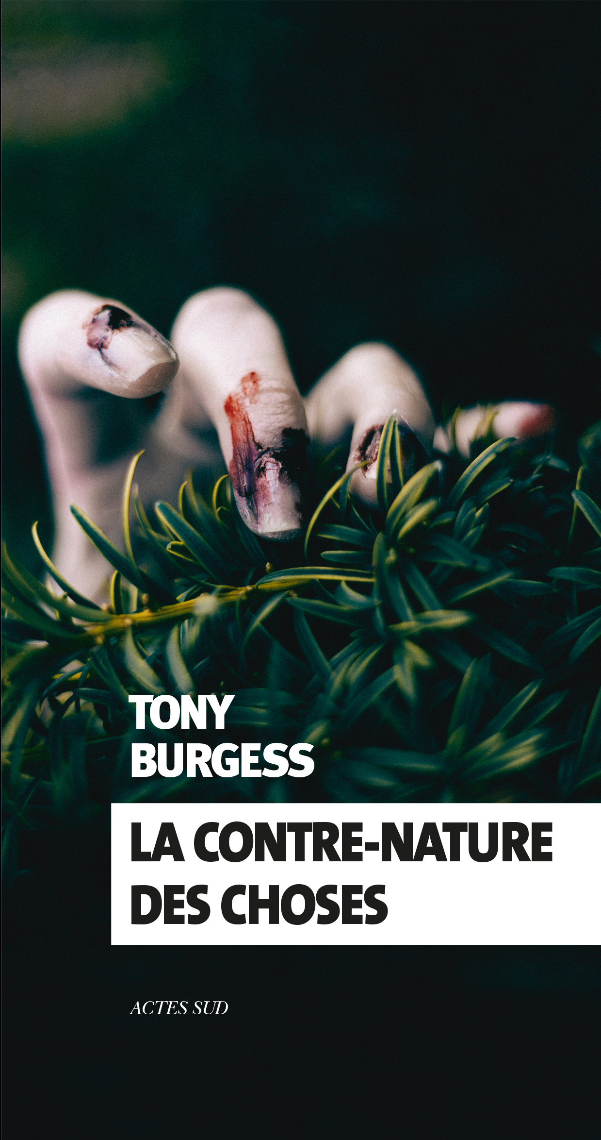 La contre-nature des choses | Burgess, Tony