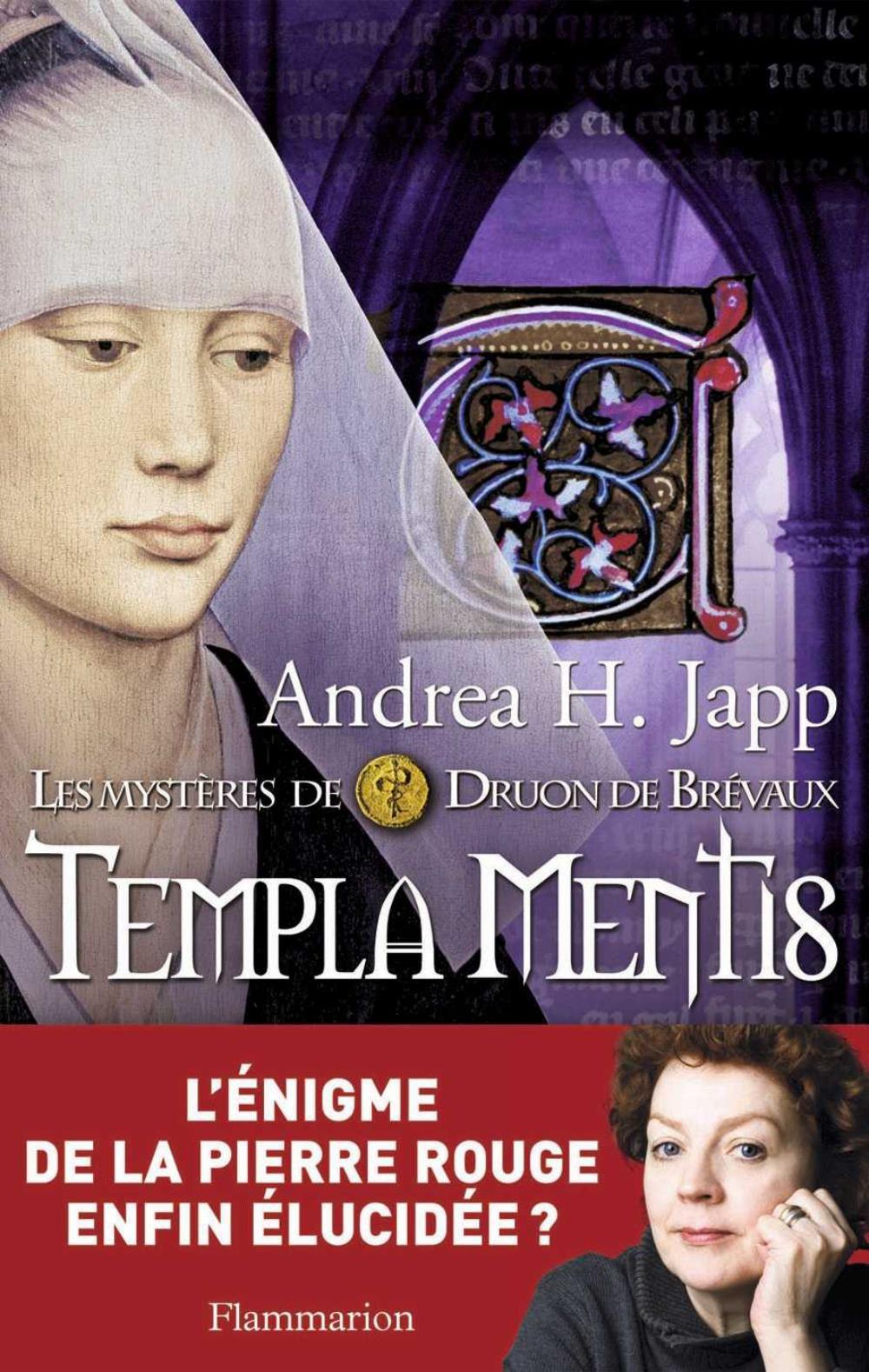 Les mystères de Druon de Brévaux (Tome 3) - Templa Mentis | Japp, Andrea H.
