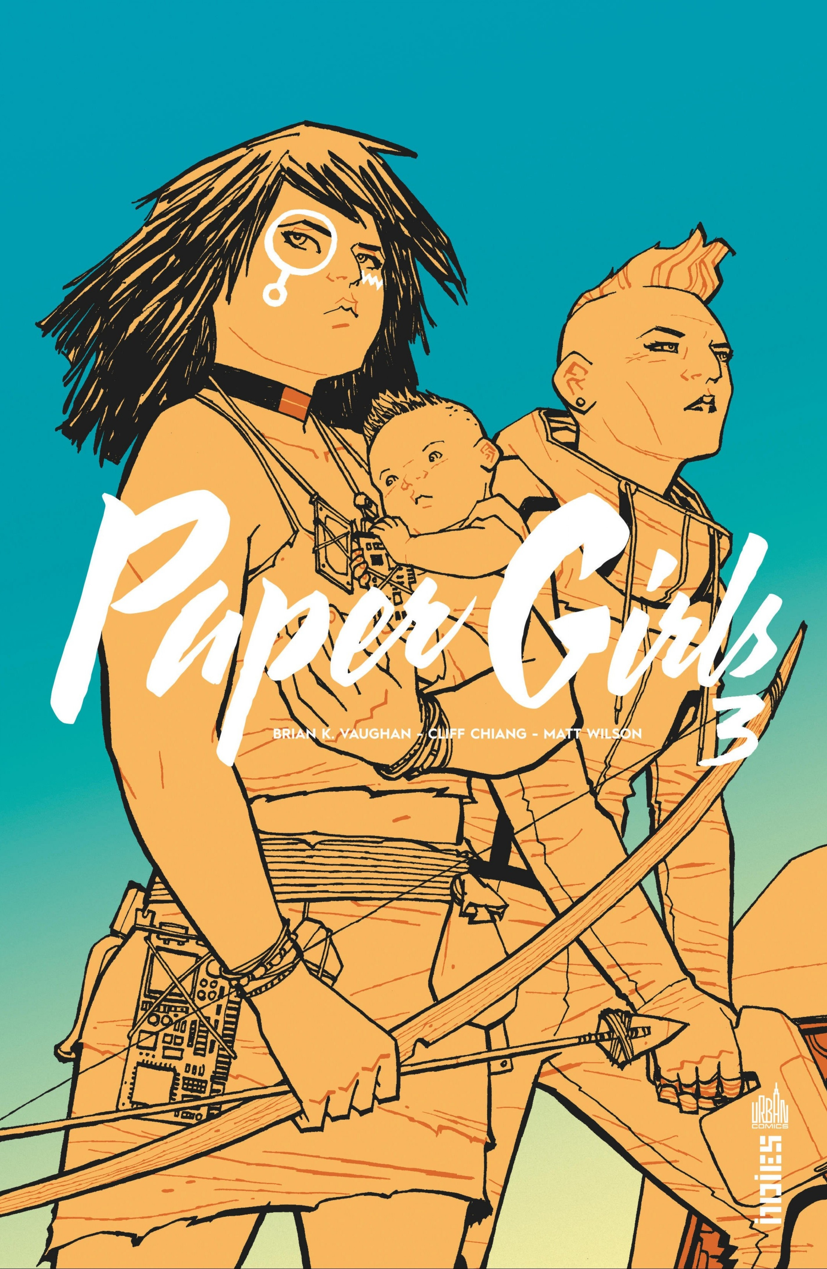 Paper Girls - Tome 3