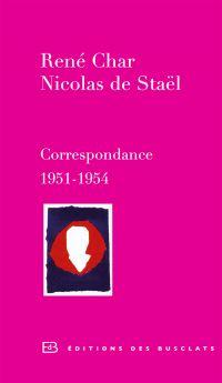 Correspondance 1951-1954