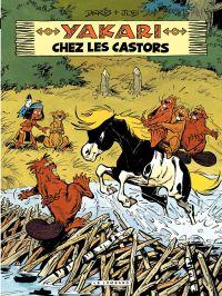 Image de couverture (Yakari - tome 03 - Yakari chez les castors)