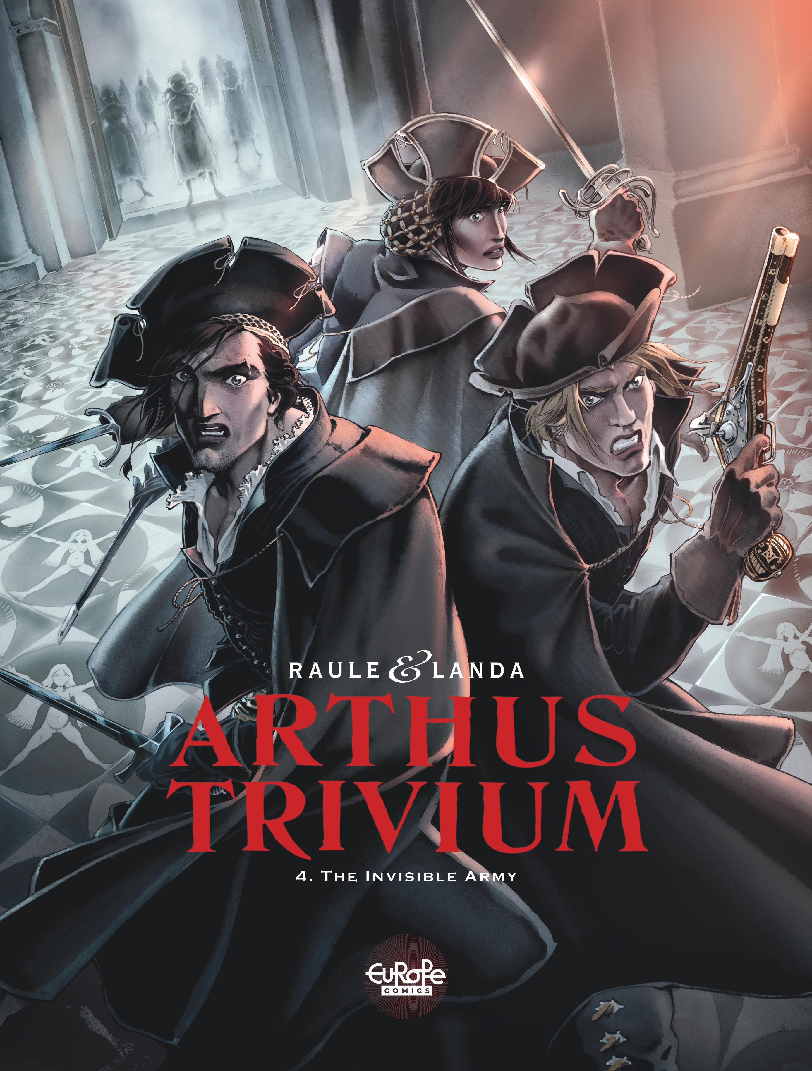 Arthus Trivium - Volume 4 -...