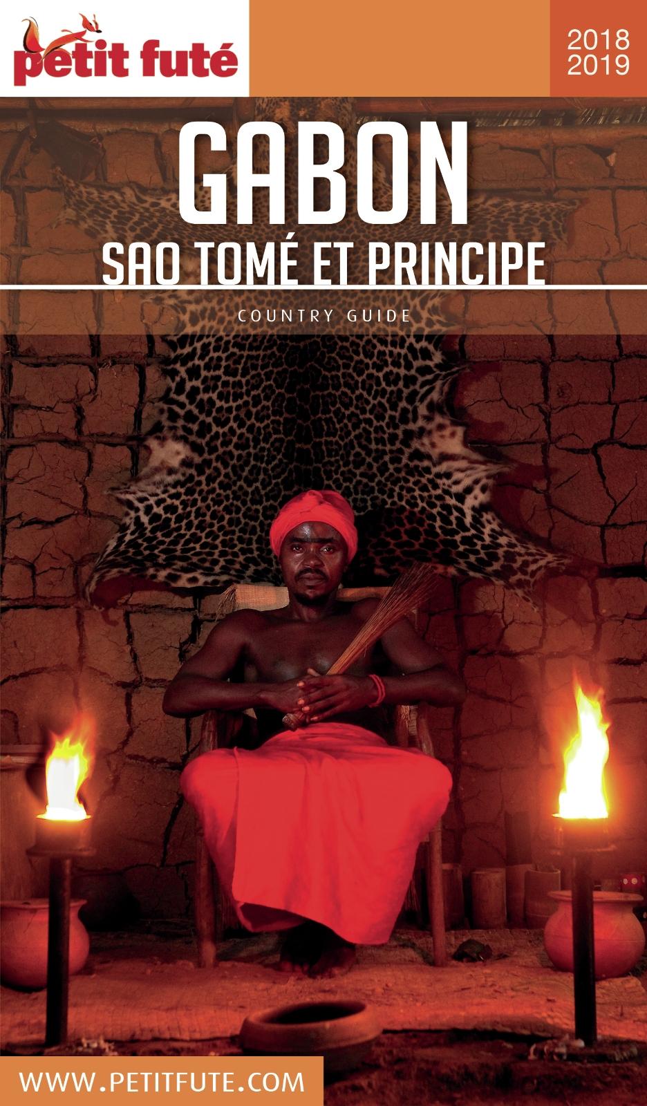 GABON / SAO TOME ET PRINCIPE 2018/2019 Petit Futé