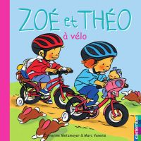 Zoé et Théo à vélo (T22)