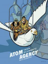 Atom Agency - tome 2 - Peti...
