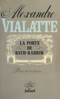 La porte de Bath-Rabbim