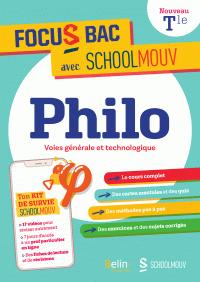Philo Terminale (voies géné...
