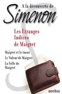 A la découverte de Simenon 9   SIMENON, Georges
