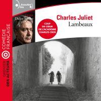 Lambeaux | Juliet, Charles. Auteur