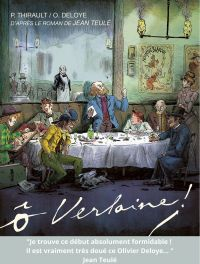 Ô Verlaine | Thirault, Philippe (1967-....). Auteur