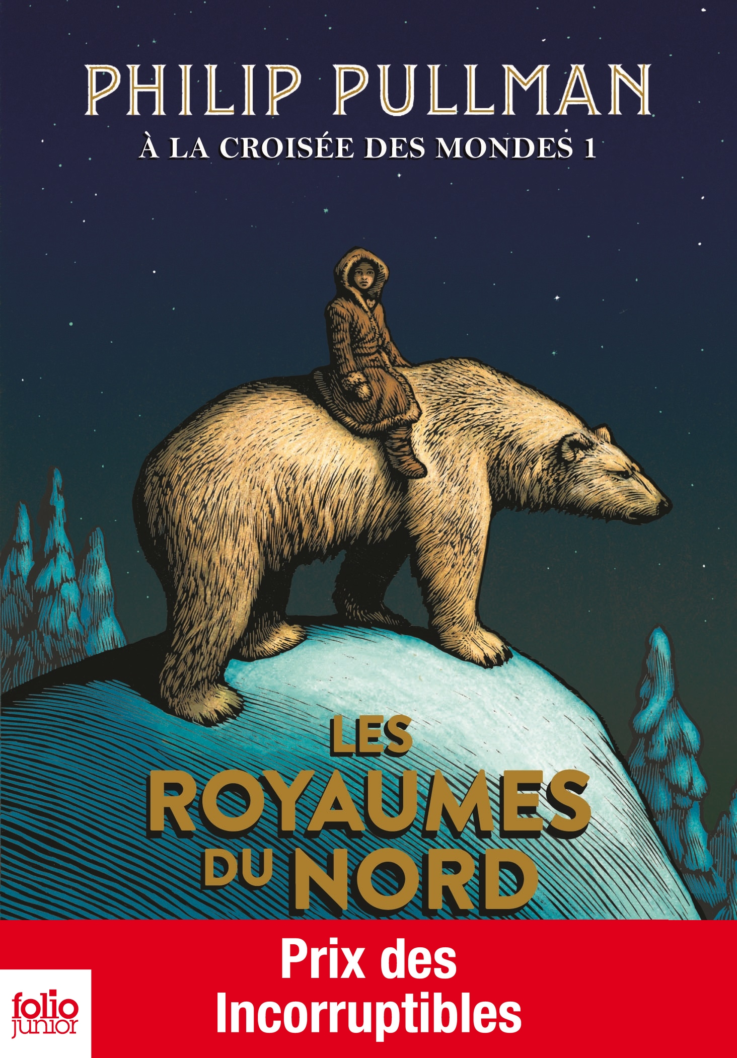 À la croisée des mondes (Tome 1) - Les Royaumes du Nord