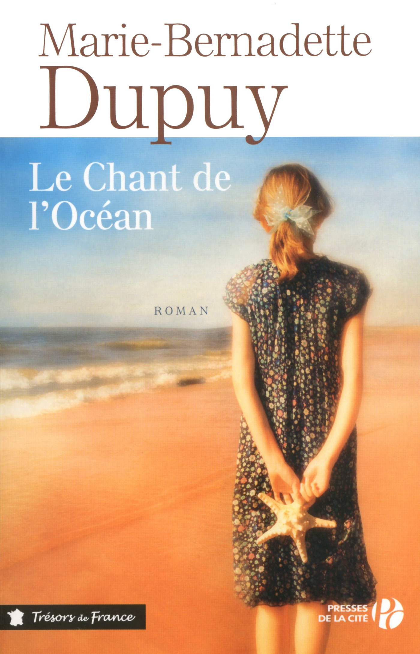Le chant de l'océan | DUPUY, Marie-Bernadette