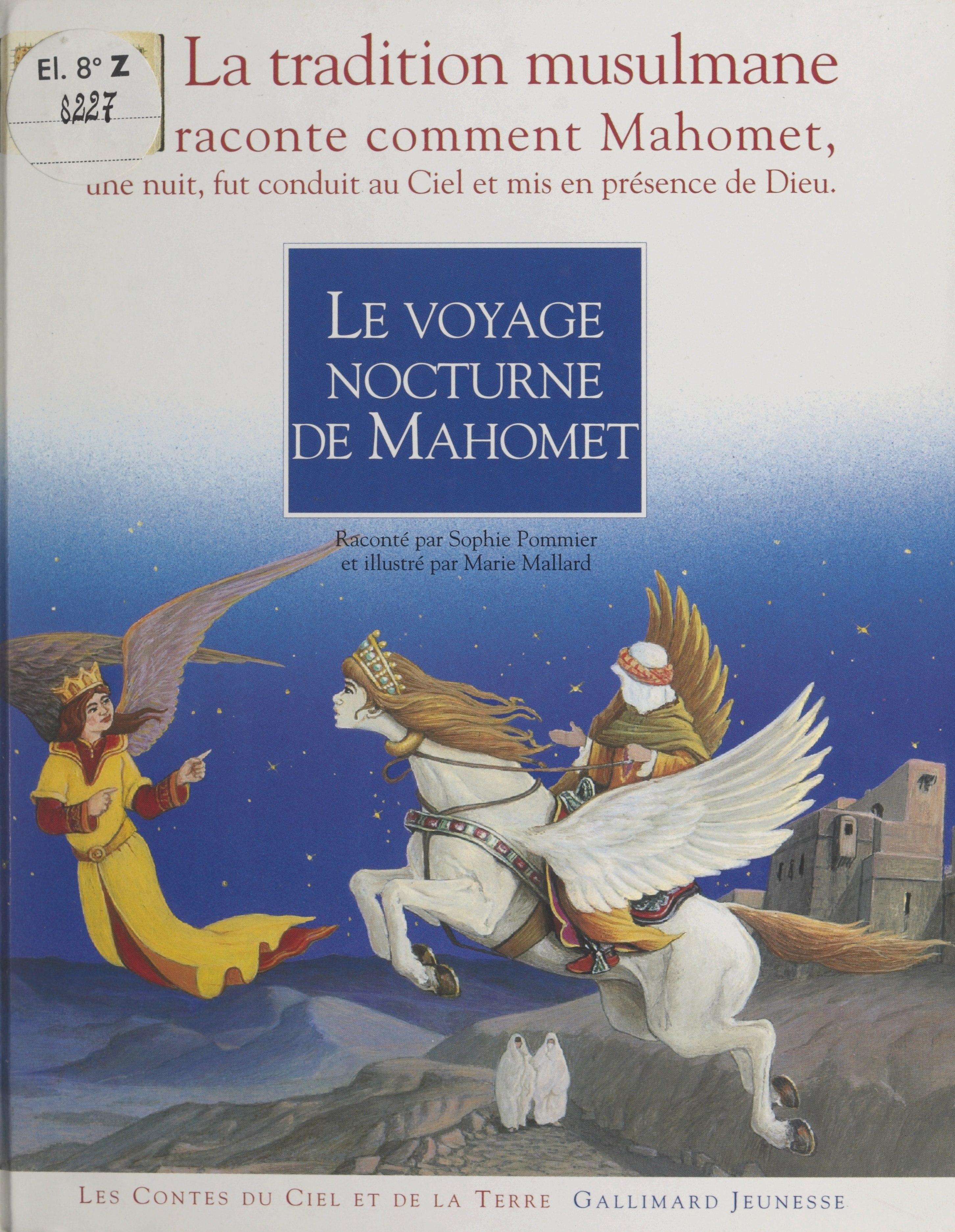 Le voyage nocturne de Mahomet