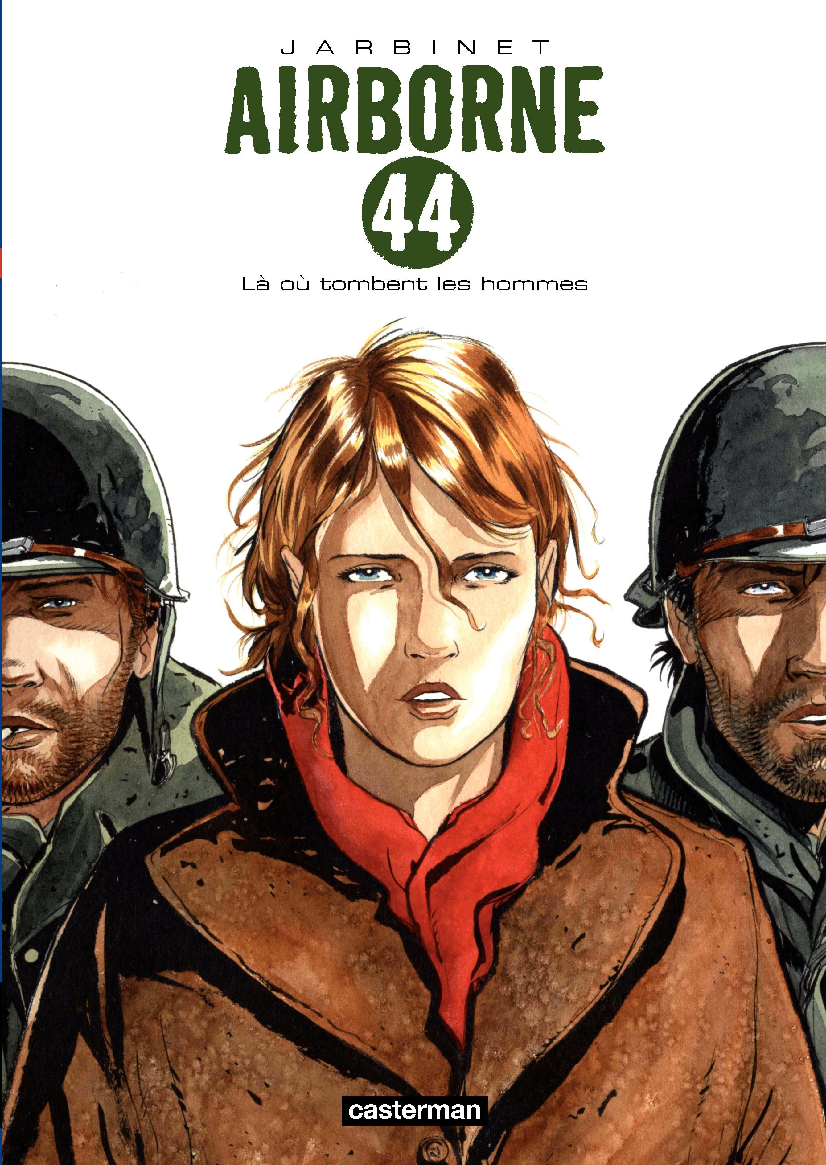 Airborne 44 (Tome 1) - L? o? tombent les hommes