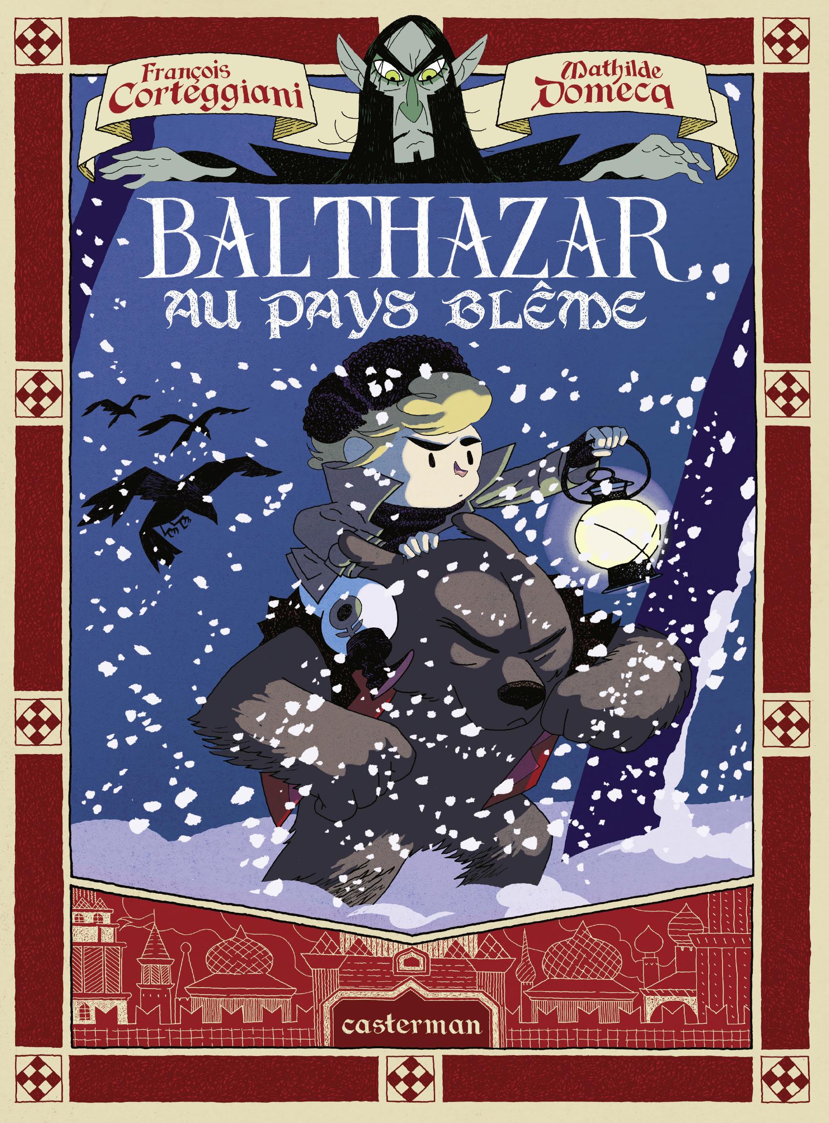 Balthazar au pays blême