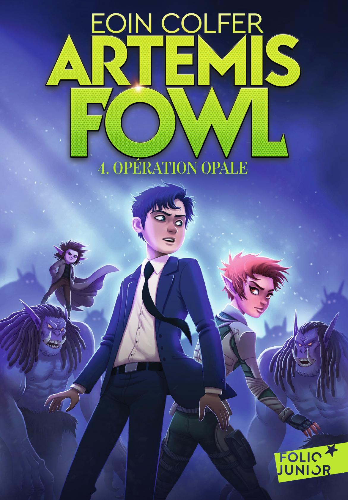 Artemis Fowl (Tome 4) - Opération Opale