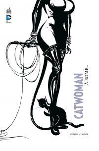 Catwoman à Rome...