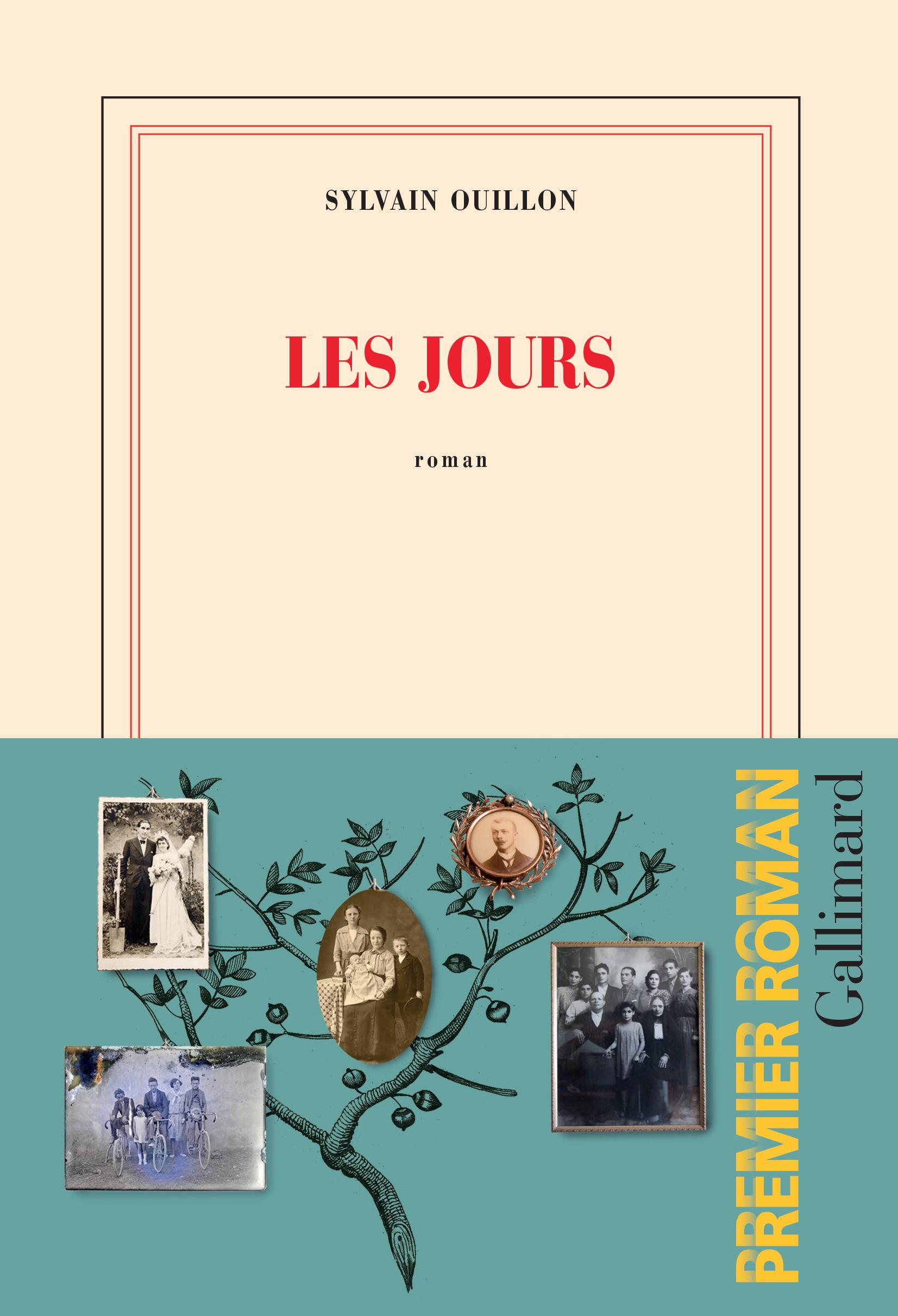 Les jours | Ouillon, Sylvain