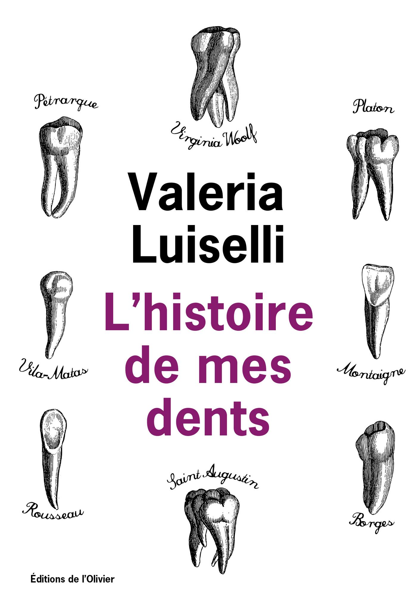 L'Histoire de mes dents