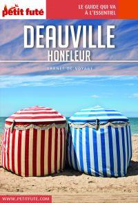 DEAUVILLE / HONFLEUR 2018 Carnet Petit Futé