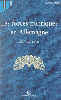 Les forces politiques en Al...