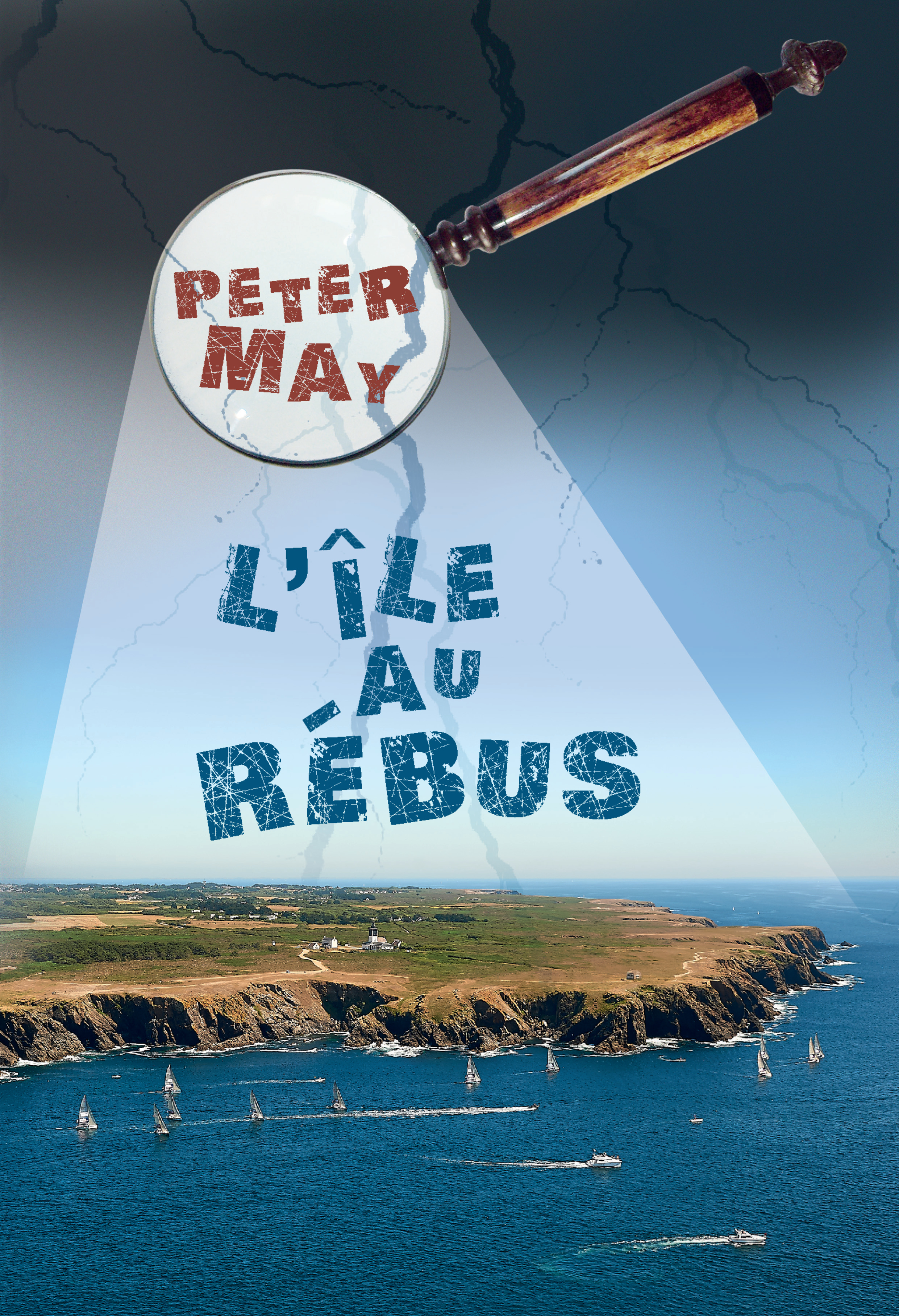 L'île au rébus | May, Peter