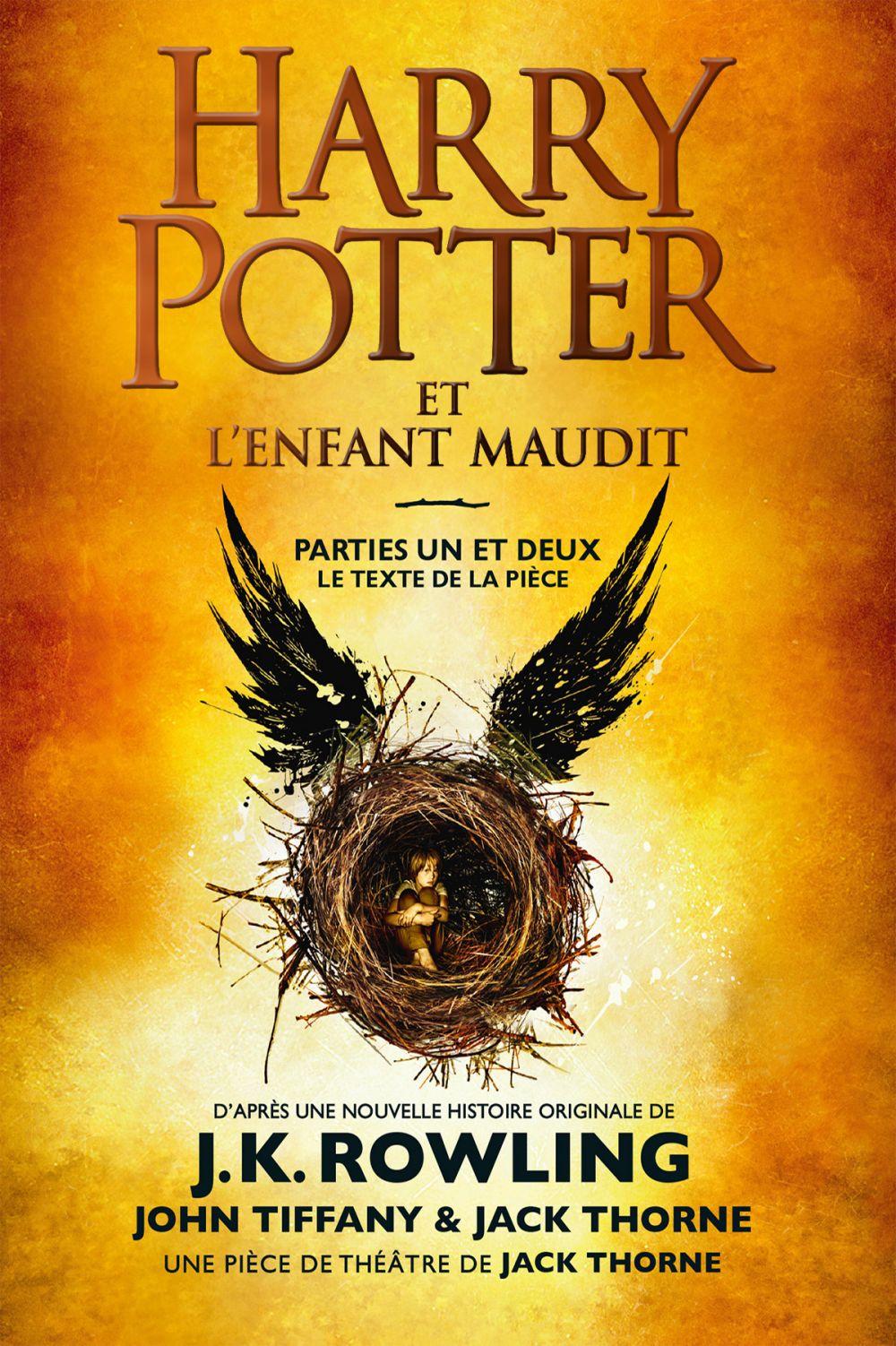 Harry Potter et l'Enfant Maudit - Parties Un et Deux | Rowling, J.K.. Auteur