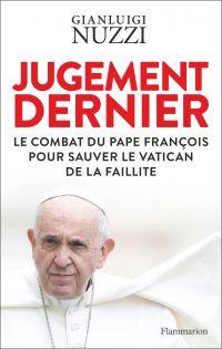 Image de couverture (Jugement dernier. Le combat du Pape François pour sauver le Vatican de la faillite)