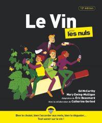 Image de couverture (Le Vin pour les Nuls, grand format, 12e éd.)