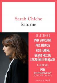 Saturne | Chiche, Sarah. Auteur