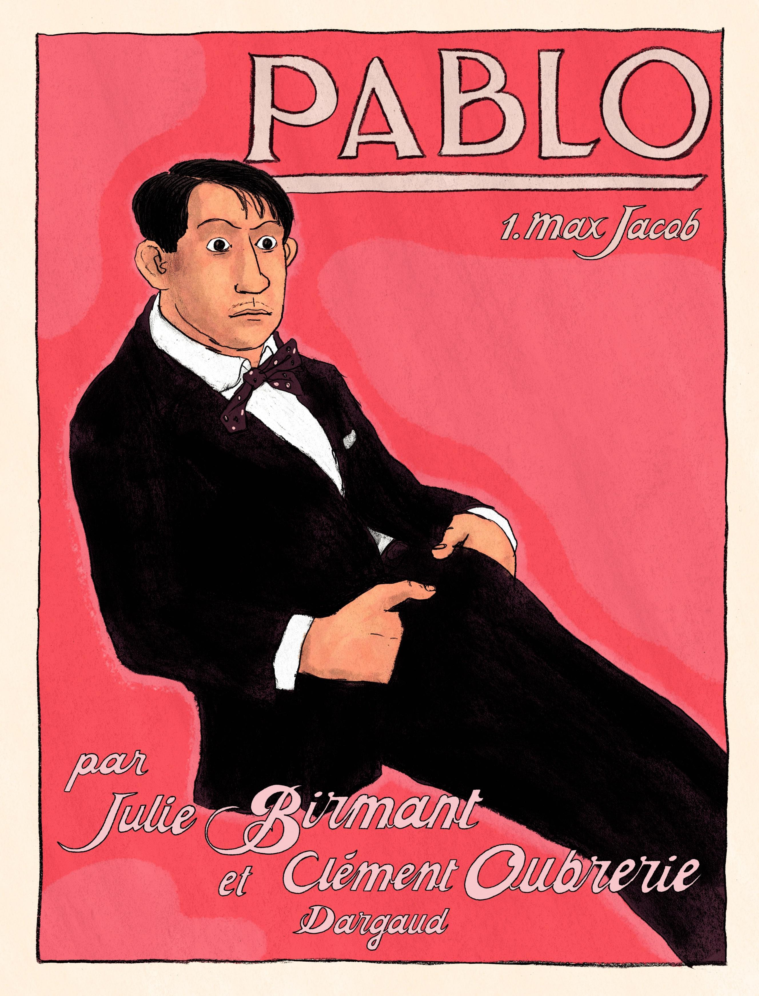 Pablo - tome 1 - Max Jacob