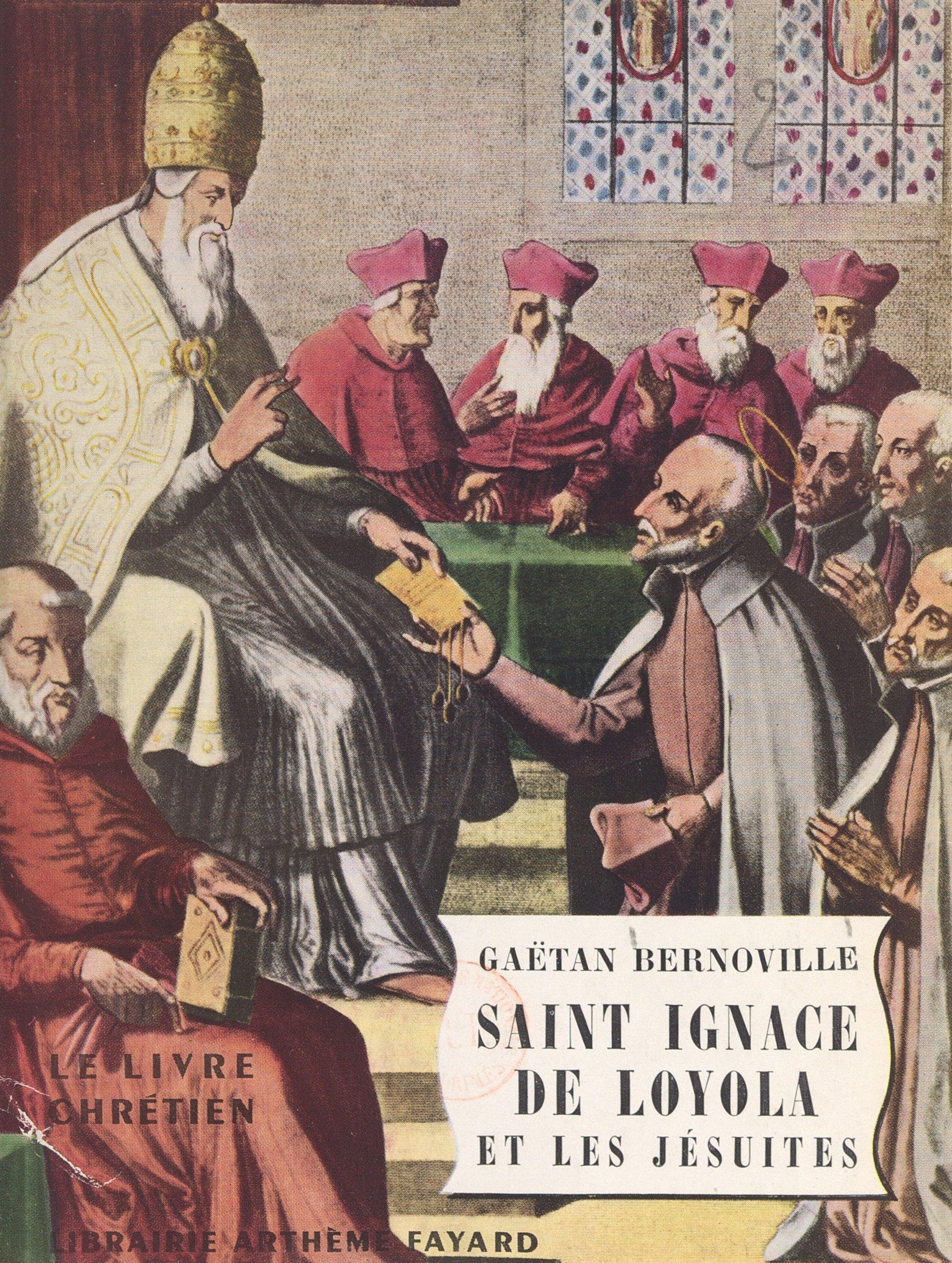 Saint Ignace de Loyola et l...