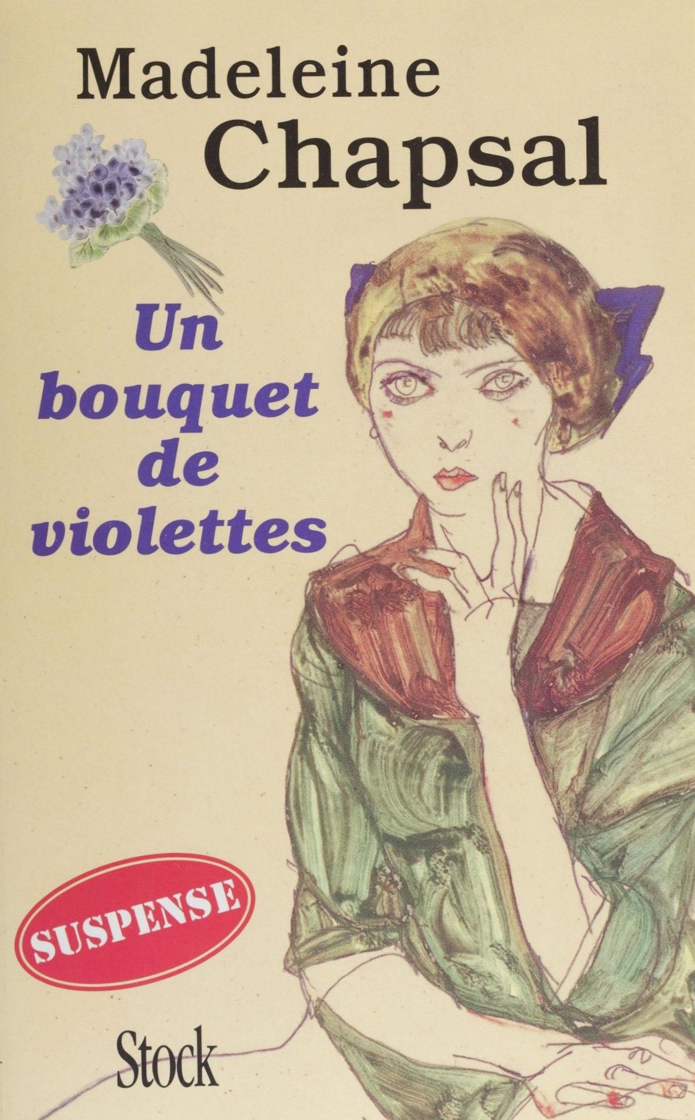 Un bouquet de violettes