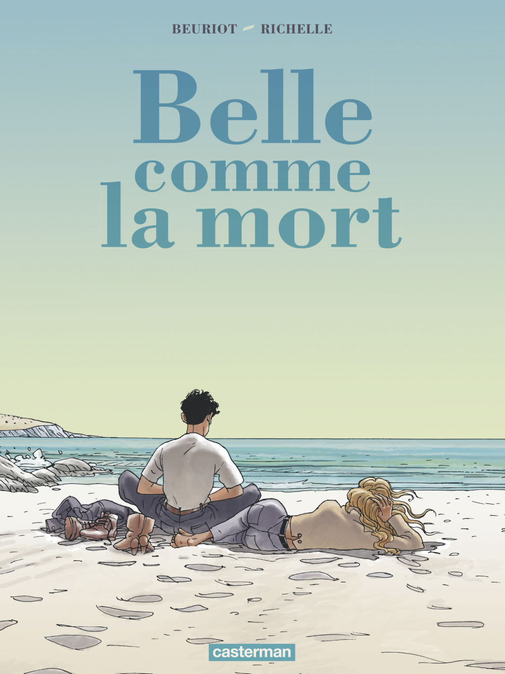 Belle comme la mort | Richelle, Philippe. Auteur