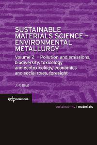 Sustainable Materials Scien...