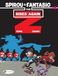 Spirou 16 - The Z Rises Again