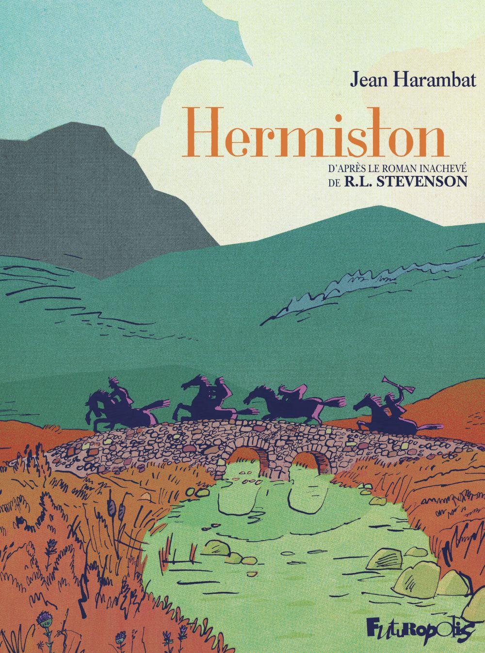 Hermiston. Le juge pendeur - L'Intégrale | Harambat, Jean (1976-....). Auteur