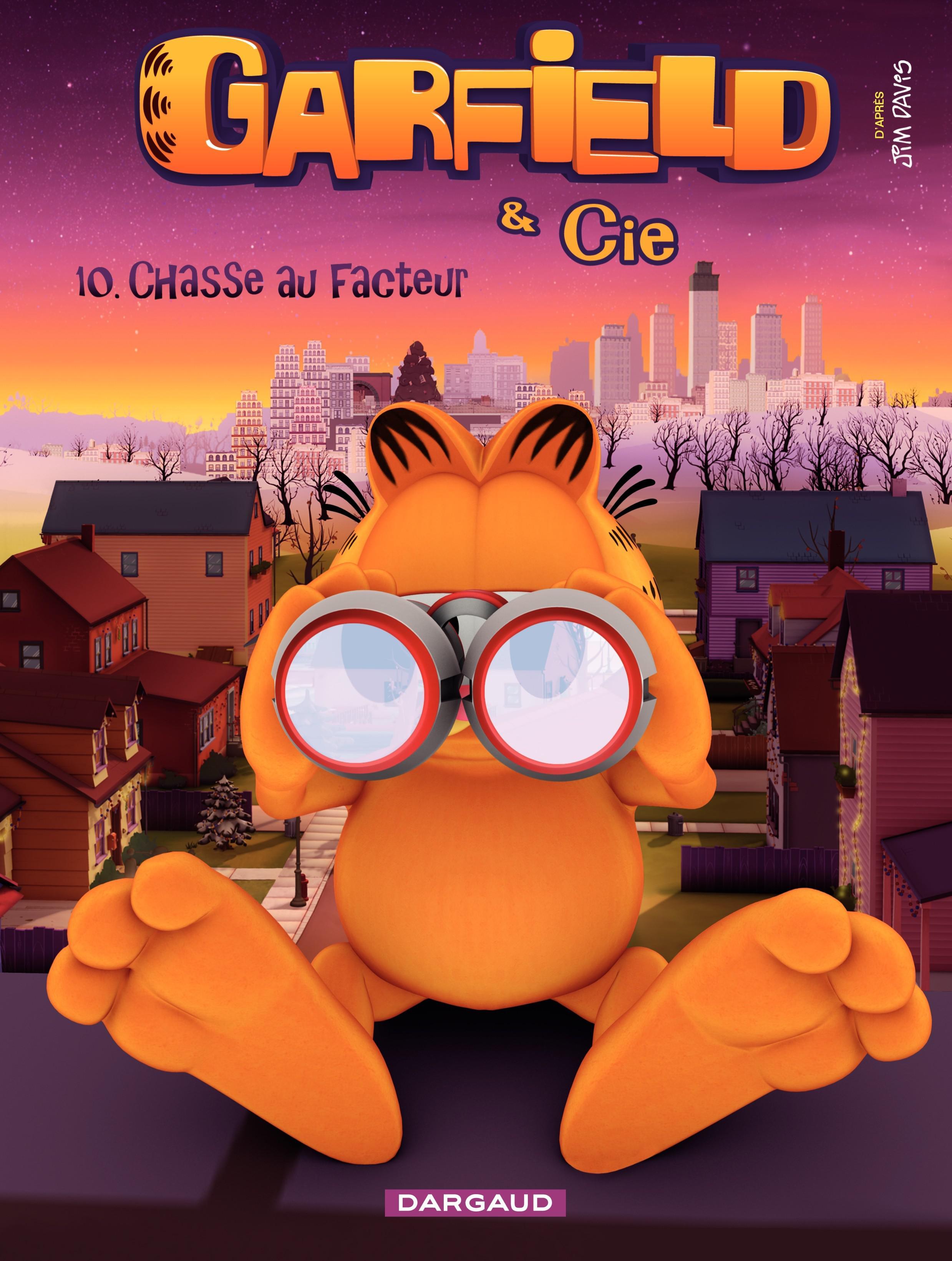 Garfield et Cie - Tome 10 - Chasse au facteur (10)