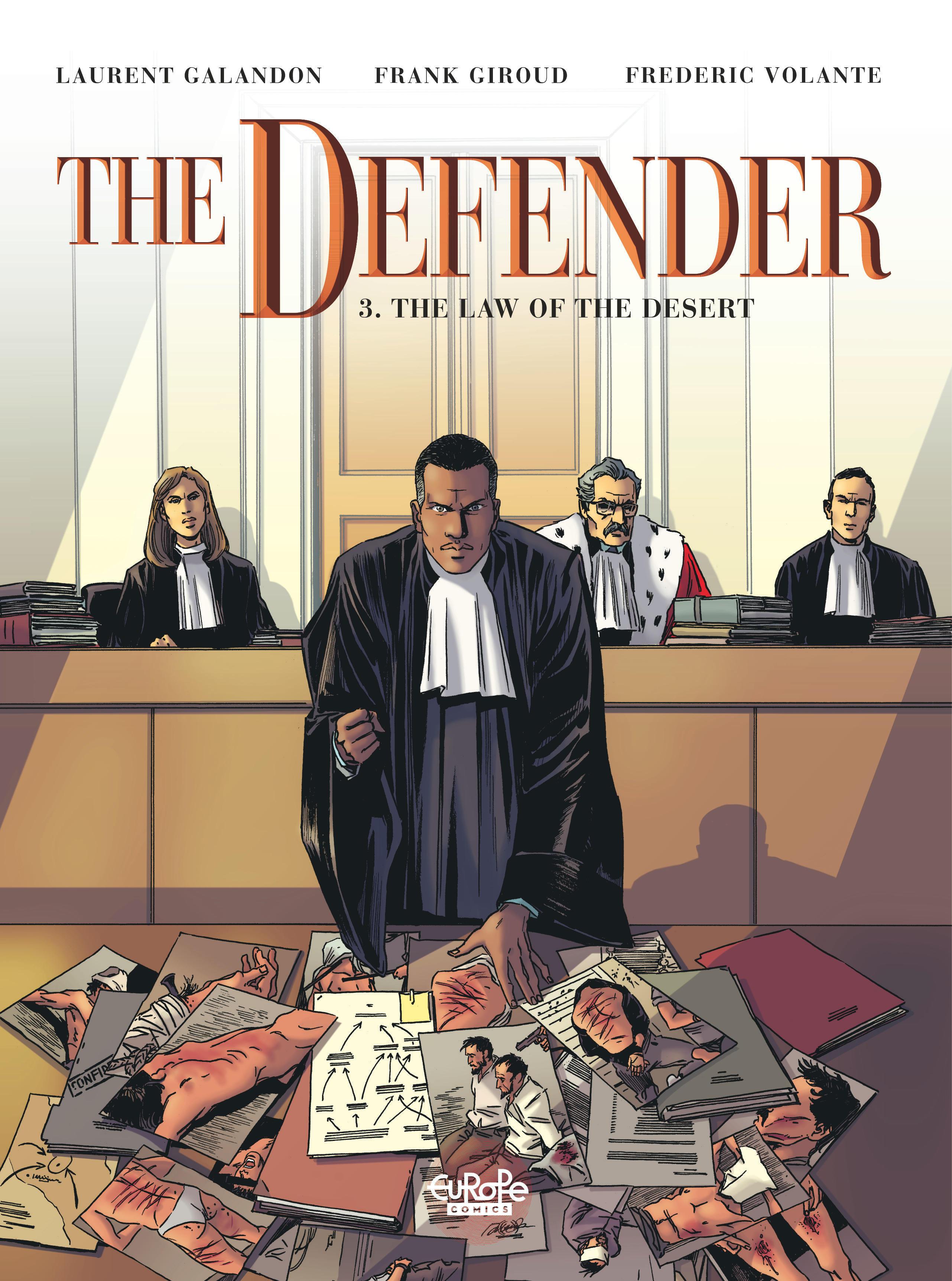 The Defender - Volume 3 - T...