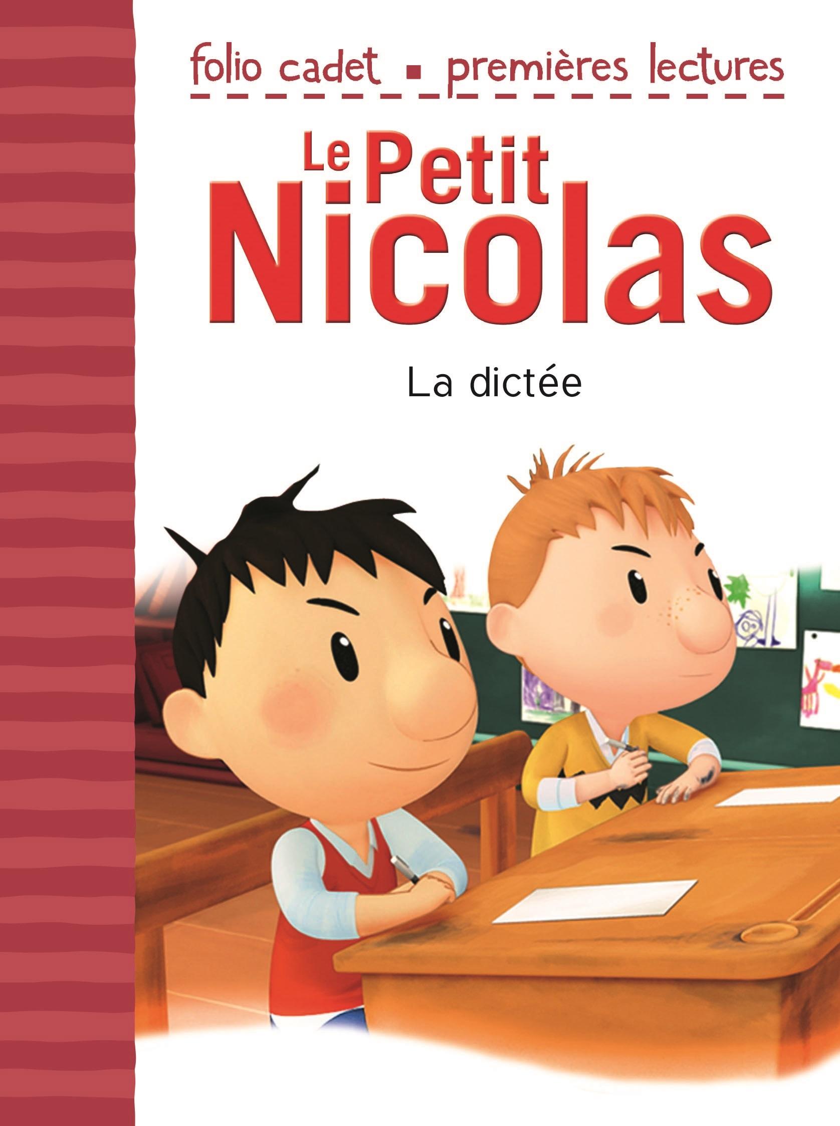 Le Petit Nicolas (Tome 38) - La dictée