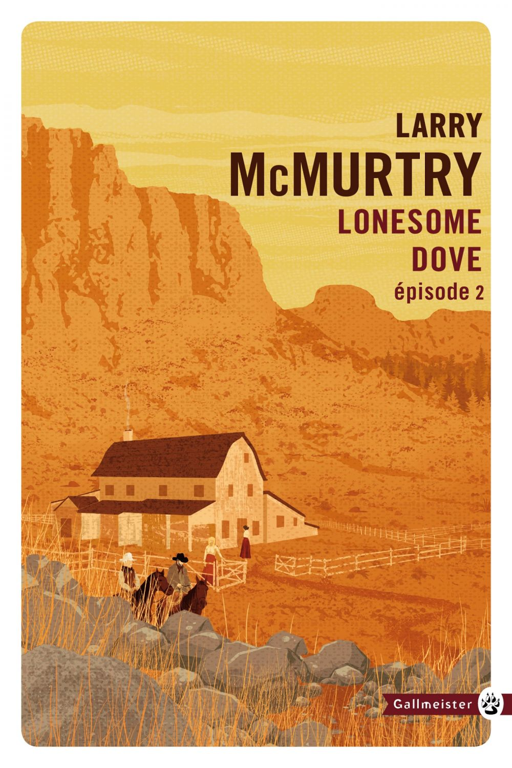 Lonesome dove 2 | McMurtry, Larry