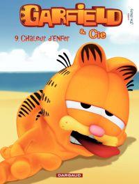 Image de couverture (Garfield et Cie - Tome 9 - Chaleur d'enfer (9))