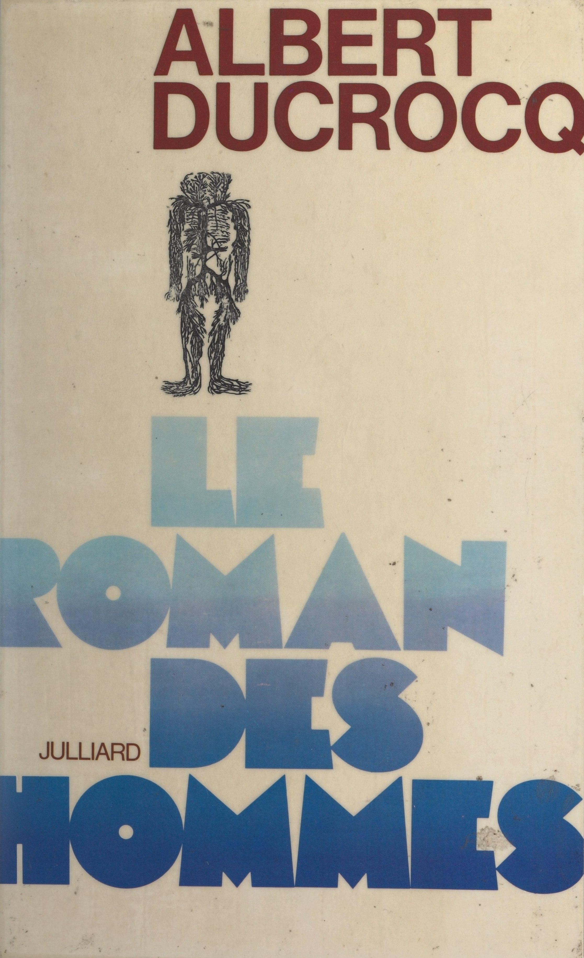 Le roman des hommes