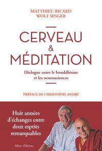 Image de couverture (Cerveau et méditation. Dialogue entre le bouddhisme et les neurosciences)