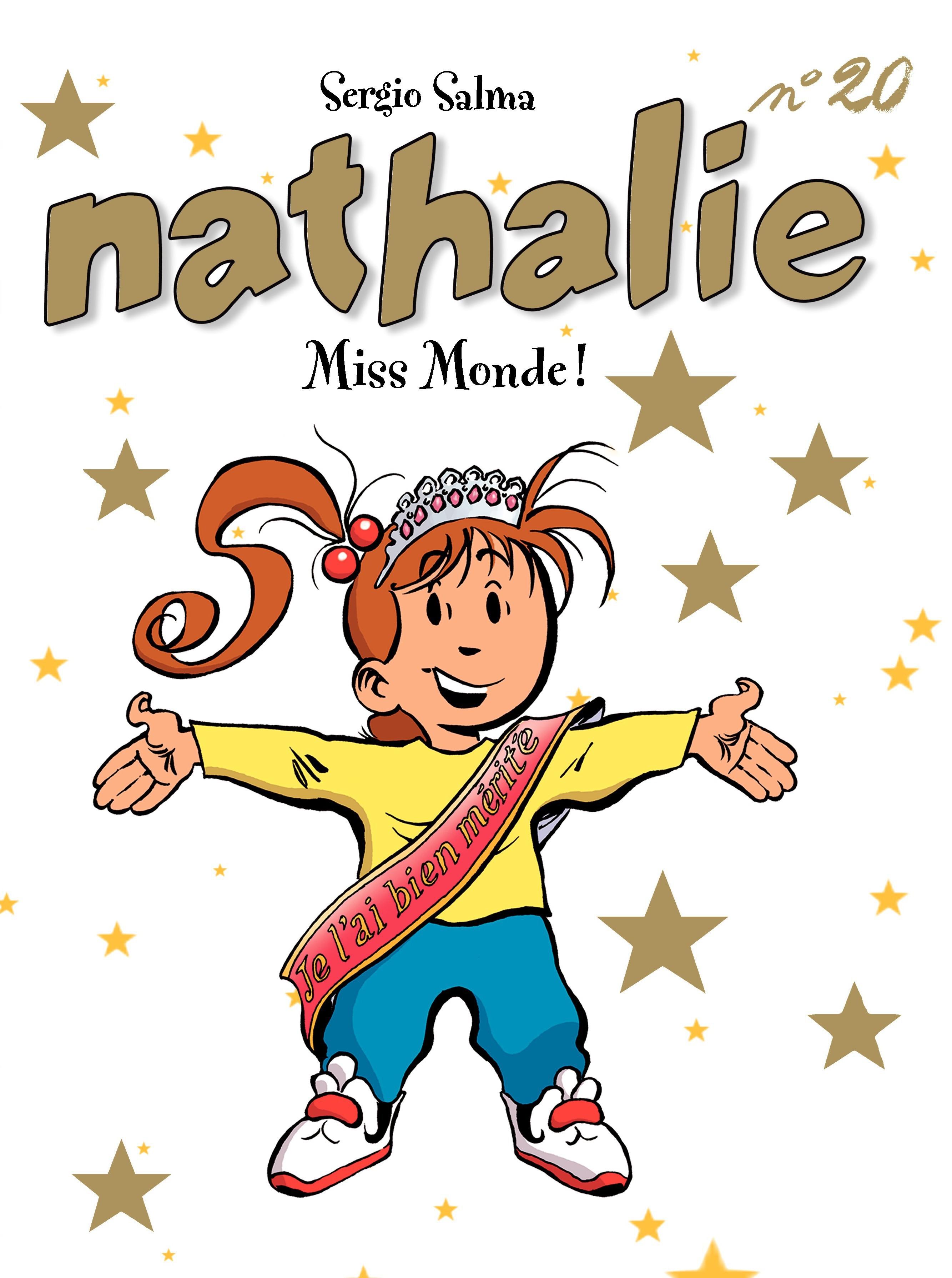 Nathalie (Tome 20) - Miss Monde
